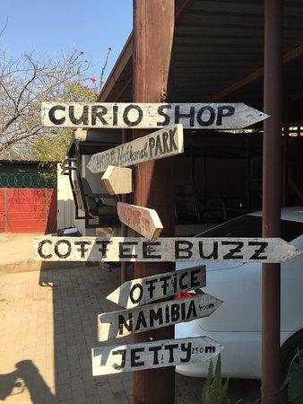 Chobe National Park, Botswana: The Coffee Buzz!