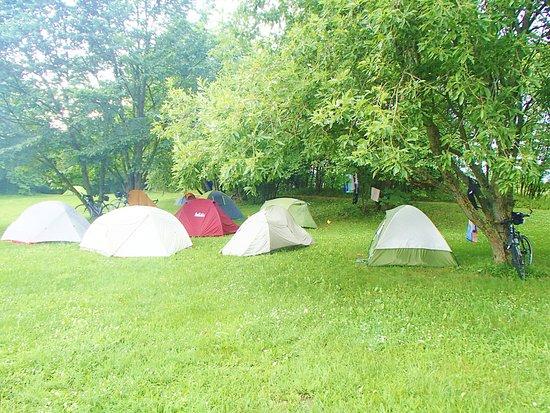 Kohtla, Estonia: camping area