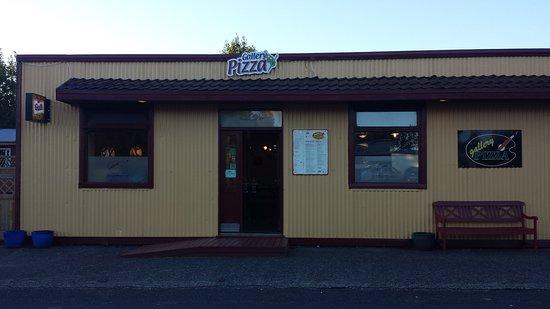 Hvolsvollur, Islandia: Gallery Pizza