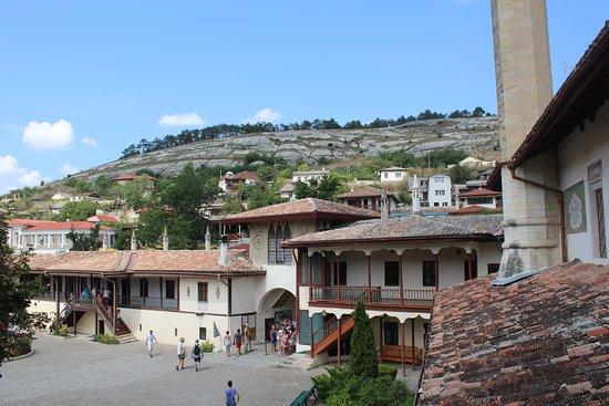 Bakhchisaray: Площадь