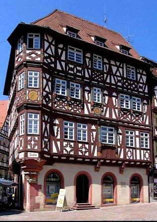Mosbach, Γερμανία: Palmsches Fachwerkhaus