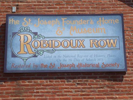 Robidoux Row Museum-bild