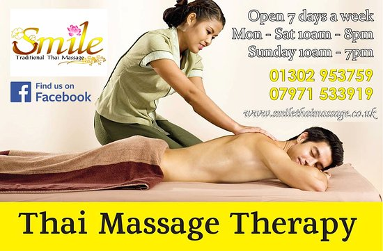 Attraction Review g d Reviews Smile Traditional Thai Massage Doncaster South Yorkshire England.