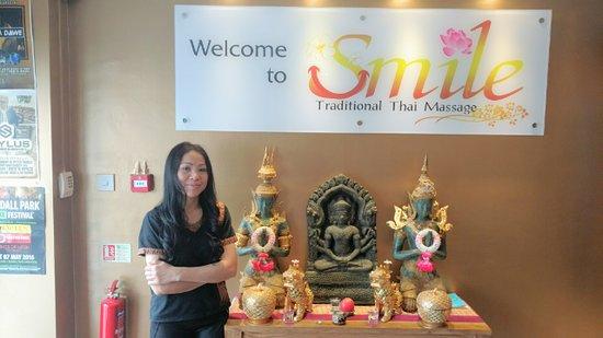 thai smile massage älvsjö