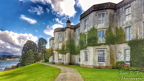 Plas Newydd Country House And Gardens: Plas Newydd Country House View