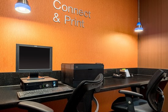 Stevens Point, WI: 24-Hour Business Center