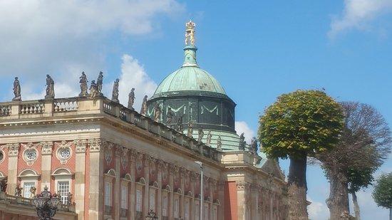 Parc de Sanssouci : Neues Palais, New Palace