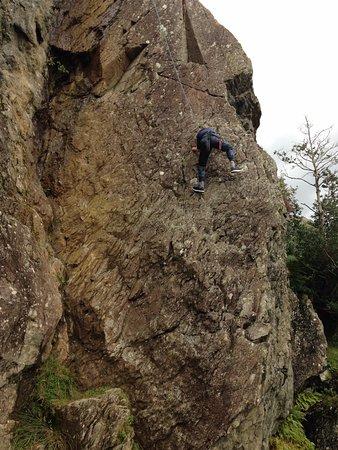 Ambleside, UK: Lower Scout Crag, Langdale