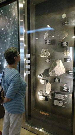 Hermitage - Kazan Center: Метеориты