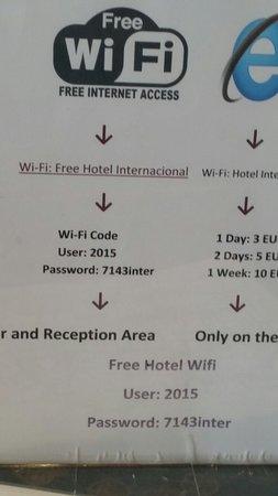Internacional Hotel: 20160814_131417_large.jpg