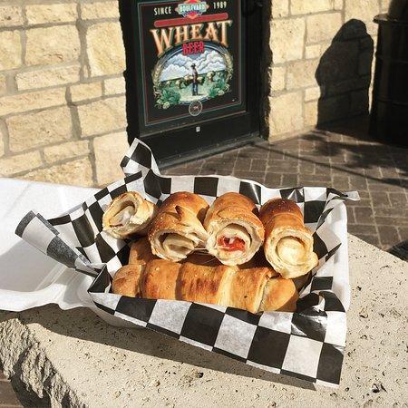 Lawrence, KS: Enjoy these Pepperoni Rolls near KU's campus