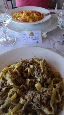 Trevi, إيطاليا: I primi