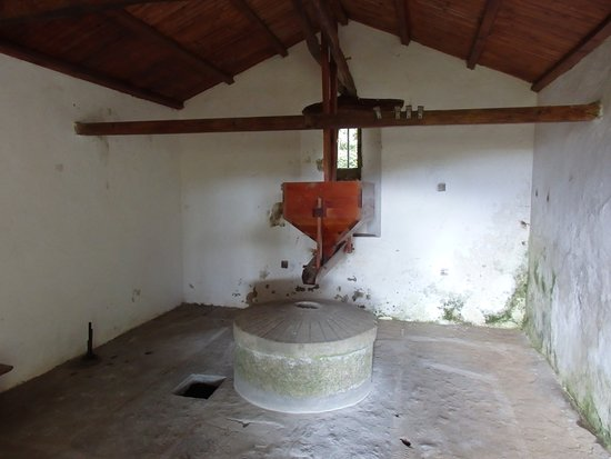 Lavacolla, Spanyol: Die alte Mühle