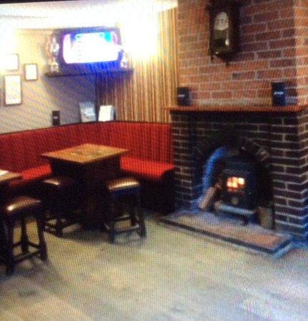 Presteigne, UK: The Bar