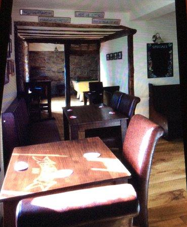 Presteigne, UK: The Lounge