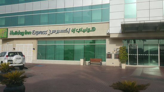 Holiday Inn Express Dubai Airport Photo