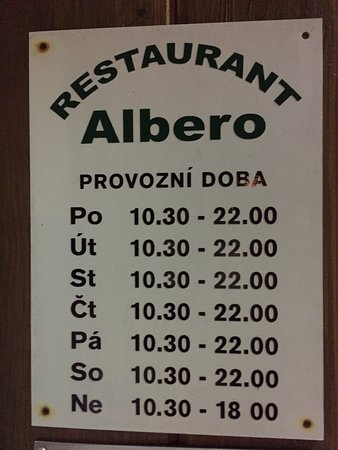 Restaurace Albero : photo0.jpg