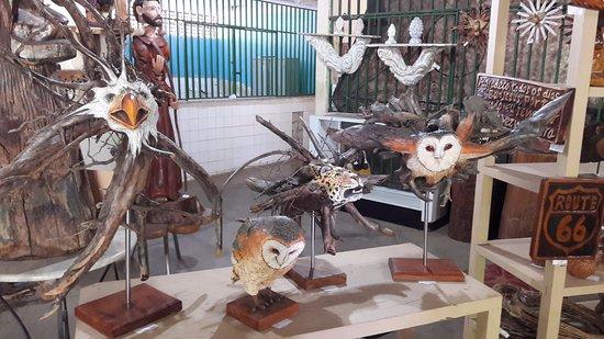 Oficina do Artesao Mestre Quincas