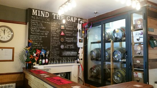 Mind the Gap Micropub