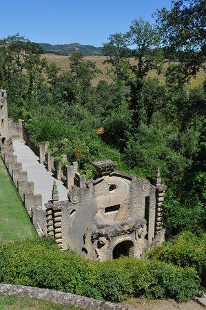 Montegabbione, Italia: il mostro