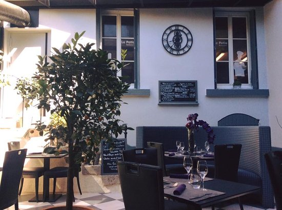 Le Patio Picture Of Le Patio Amboise Tripadvisor