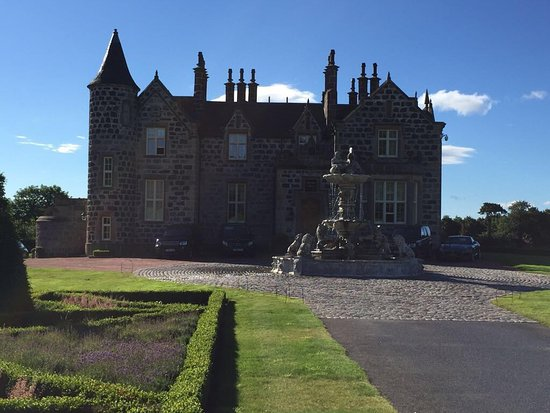 Balmedie, UK: Macleod House & Lodge