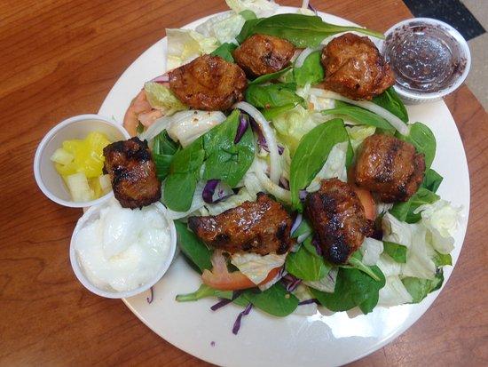 Niles, OH: Lamb Fatush Salad