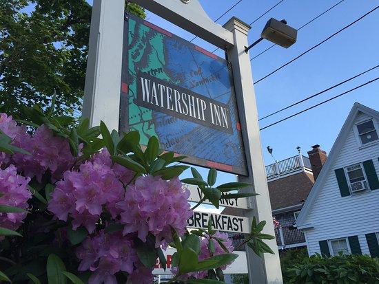Watership Inn: Garden