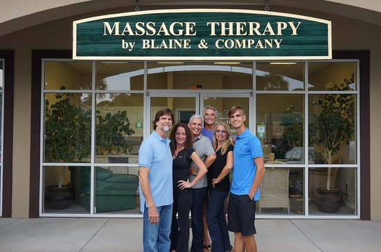 Massage Therapy By Blaine & Company