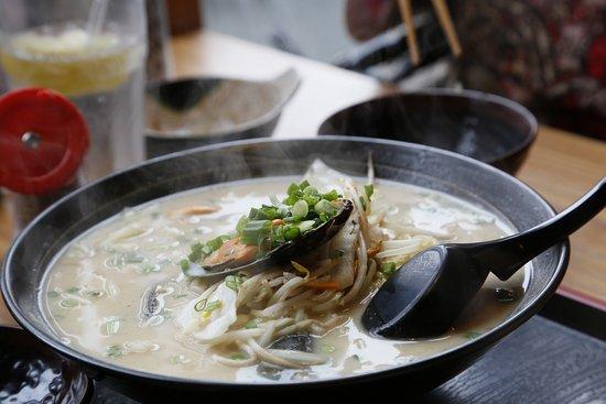 Addison, Teksas: bonvivantgourmets.com Nagasaki seafood