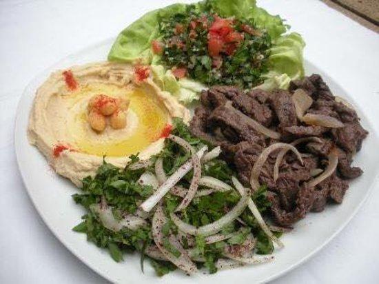 Niles, OH: Lamb Shawarma Plate