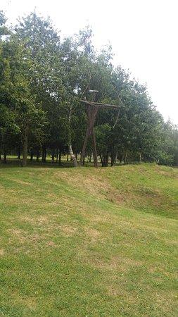 Sherwood Castle Holiday Forest: On park