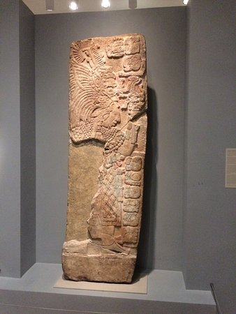 Mayan Wall Panel - Picture of Dallas Museum of Art, Dallas - TripAdvisor