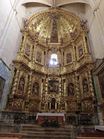 Tamara de Campos, Espagne : Retablo altar mayor