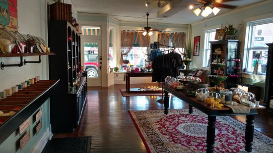 Stop by our beautiful new location in downtown Weston!