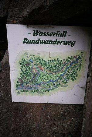 Trusetal, Γερμανία: Der Rundwanderweg
