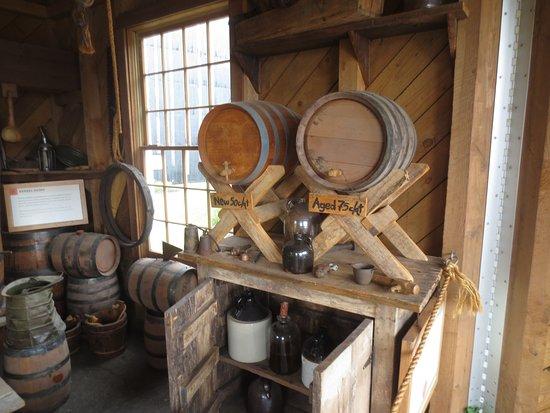 Clermont, Кентукки: Tools to make Bourbon