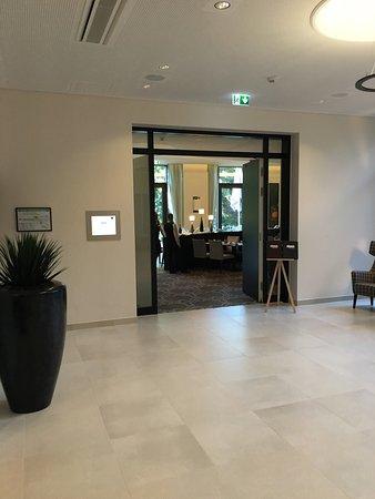Oberursel (Taunus), Jerman: Restaurant Villa Gans im Dorint Hotel Frankfurt-Oberursel