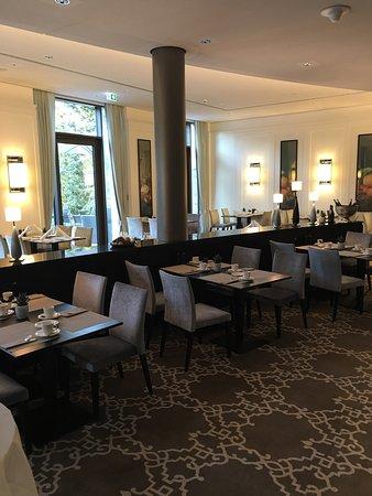 Oberursel (Taunus), Alemanha: Restaurant Villa Gans im Dorint Hotel Frankfurt-Oberursel