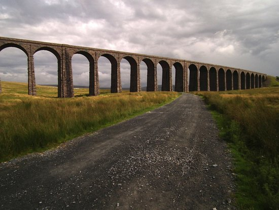 Ingleton, UK: Ribblehead Viaduct