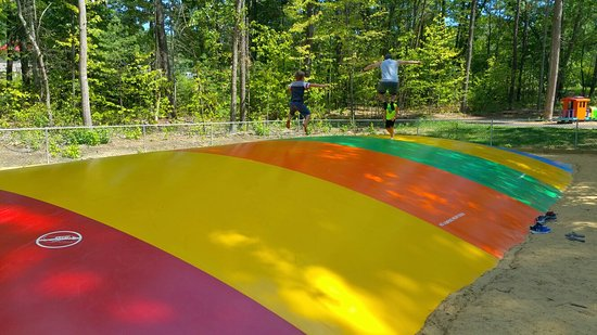 Pembroke, NH: New and improved fun for everyone! They have now created a fantastic outdoor track with pedal ca