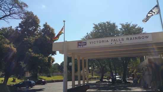 Rainbow Hotel Victoria Falls-billede