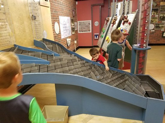 Dover, Нью-Гэмпшир: Children's Museum of New Hampshire