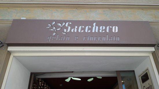 Sacchero : ice cream