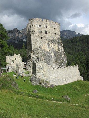 Castello di Andraz: castello