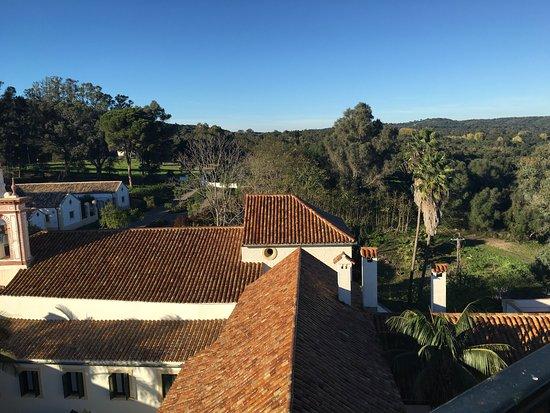 Castellar de la Frontera, Spanien: Vistas desde la torre de la Casa Convento