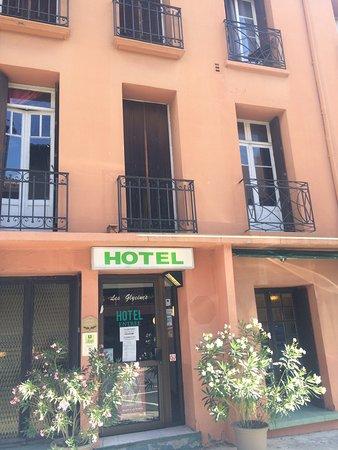 Hotel Les Glycines: photo0.jpg