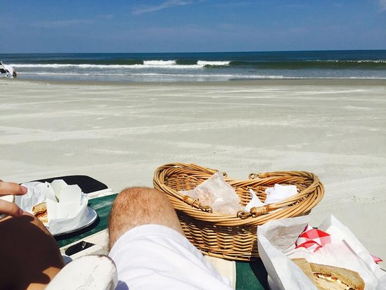 St. Marys, GA: Picnic on Cumberland