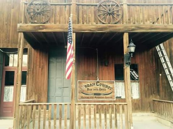 Eureka, NV: Now Urban Cowboy Bar And Grill