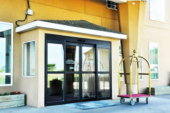 Lone Star Hotel : Entrance